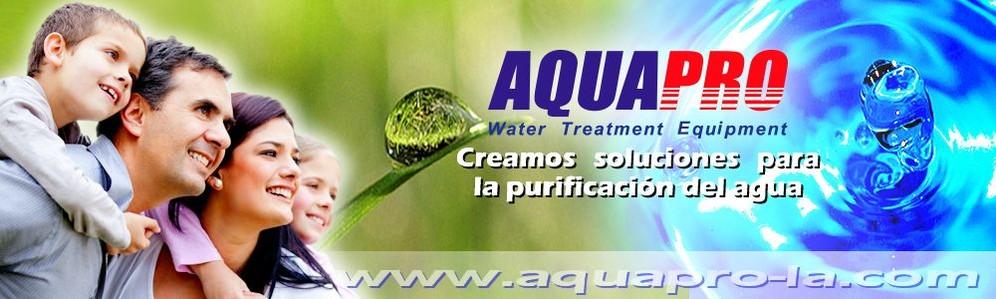 Banner Aquapro Industrial & Co. LTD; nosotros